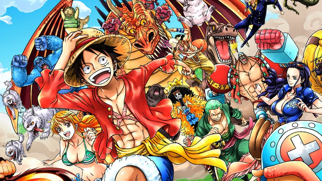 One Piece anime Banner