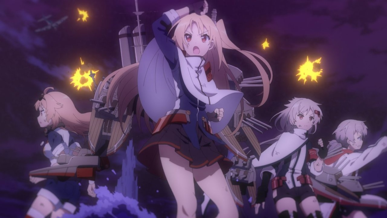 Azur Lane anime banner
